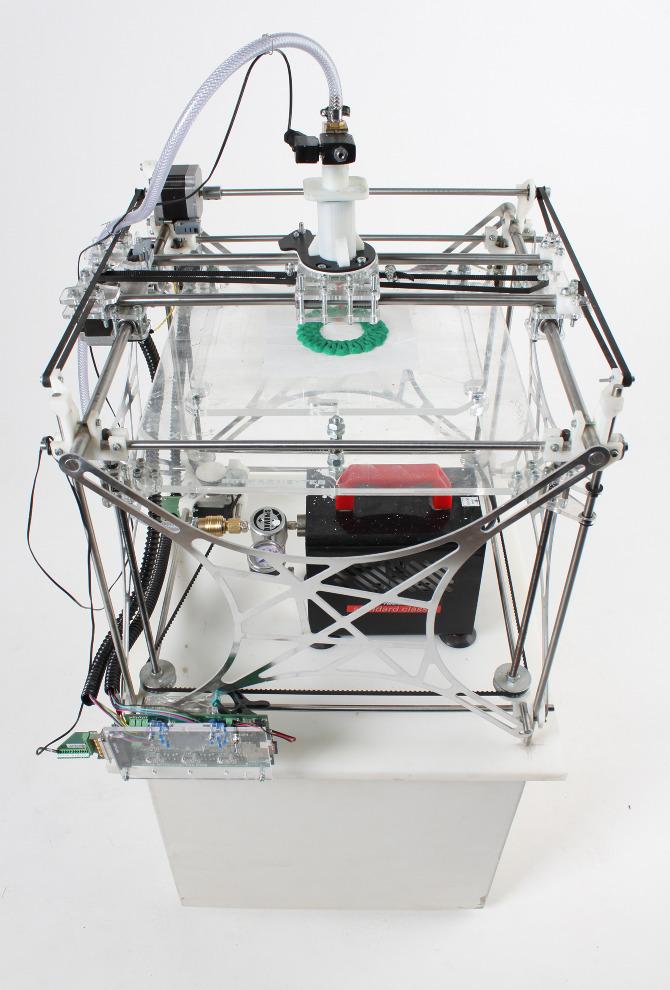 Drukarka 3D może zastąpić nawet Twój piekarnik