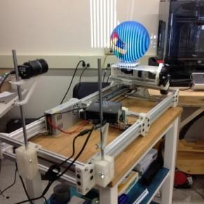 Pierwszy open source skaner 3D