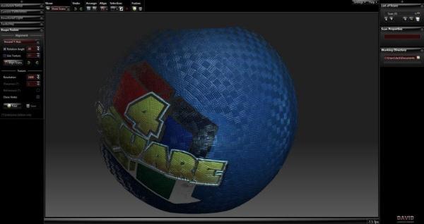 Pierwszy open source skaner 3D-3