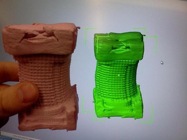 Pierwszy open source skaner 3D-6