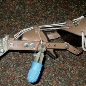Ręka (Robohand) wydrukowana dla 5-latka