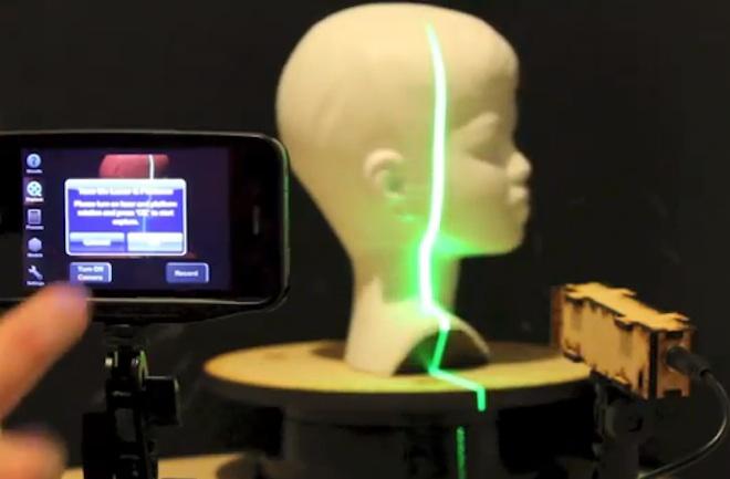 Skaner 3D w Twoim smartfonie