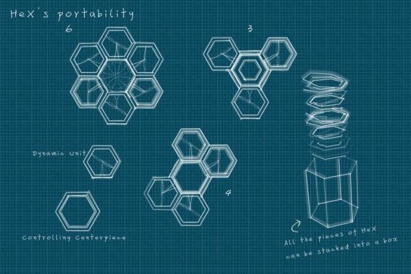 Zbuduj HEX Air Robot dzięki drukarce 3D-2