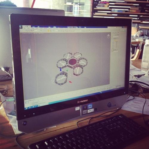 Zbuduj HEX Air Robot dzięki drukarce 3D-3