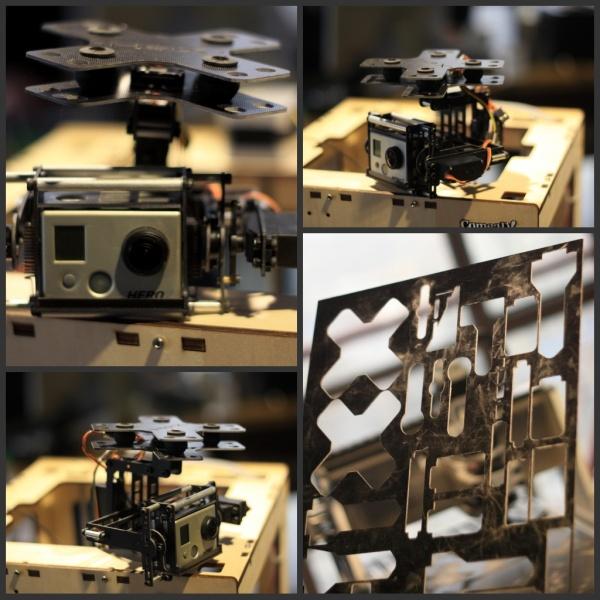 Zbuduj HEX Air Robot dzięki drukarce 3D-5