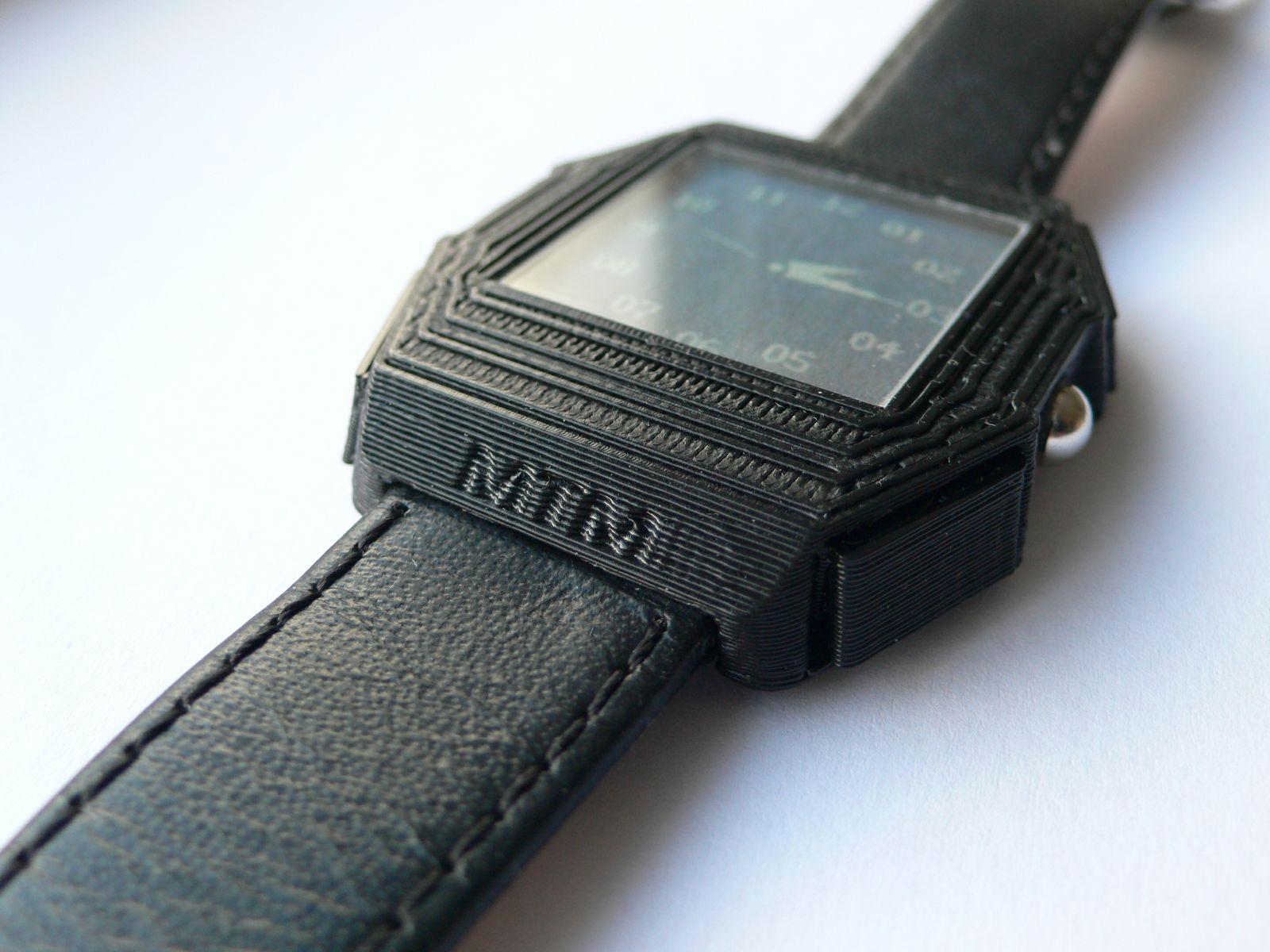 wydrukowany zegarek OTM-02-4