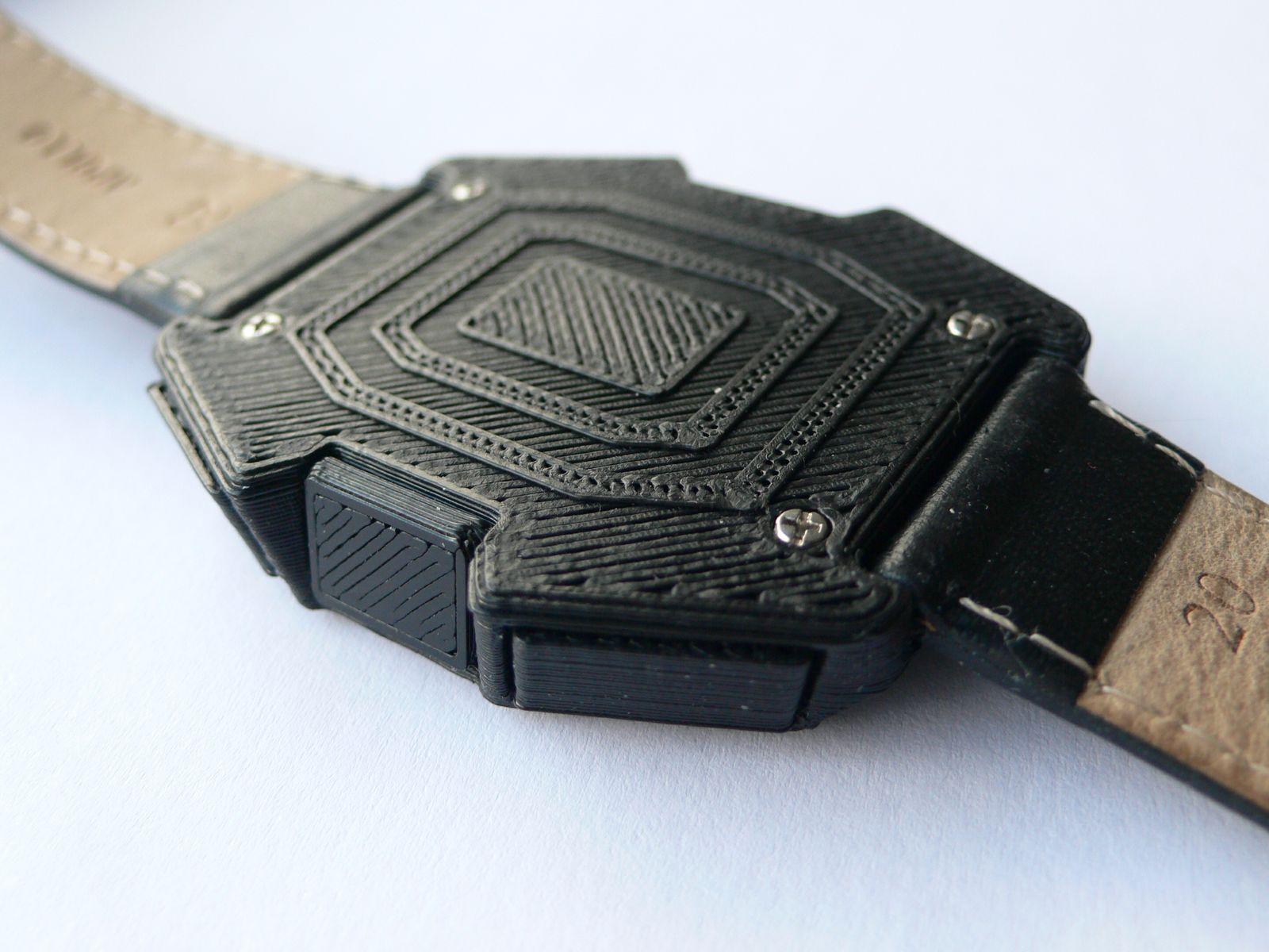 wydrukowany zegarek OTM-02-5