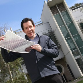 Australijscy naukowcy opracowali nowe drukowane ogniwa słoneczne