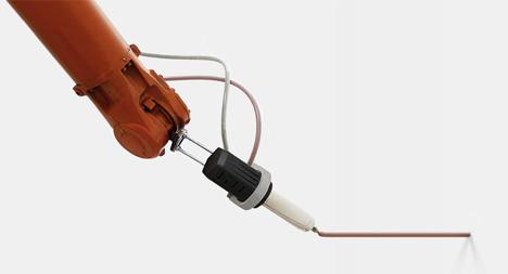 Drukarka 3d Mataerial pozwala na tworzenie obiektów w powietrzu