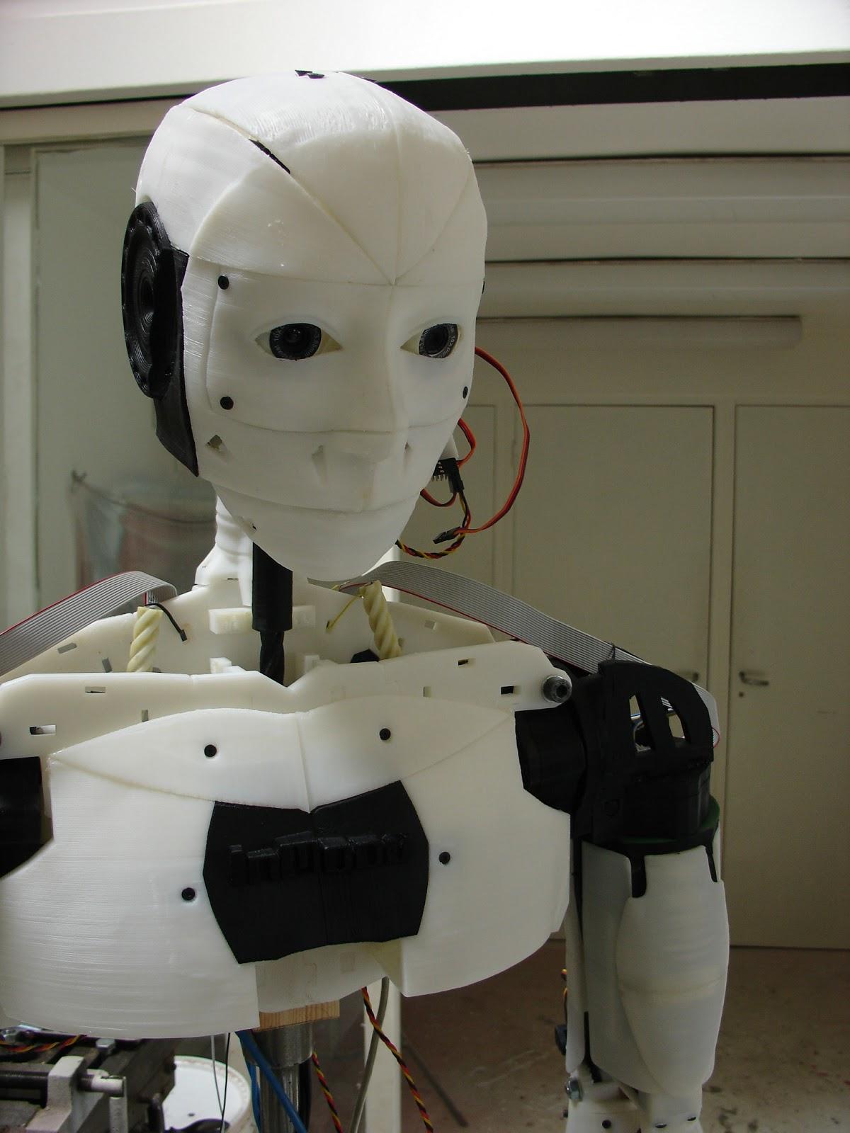 InMoov-niesamowity robot - 1