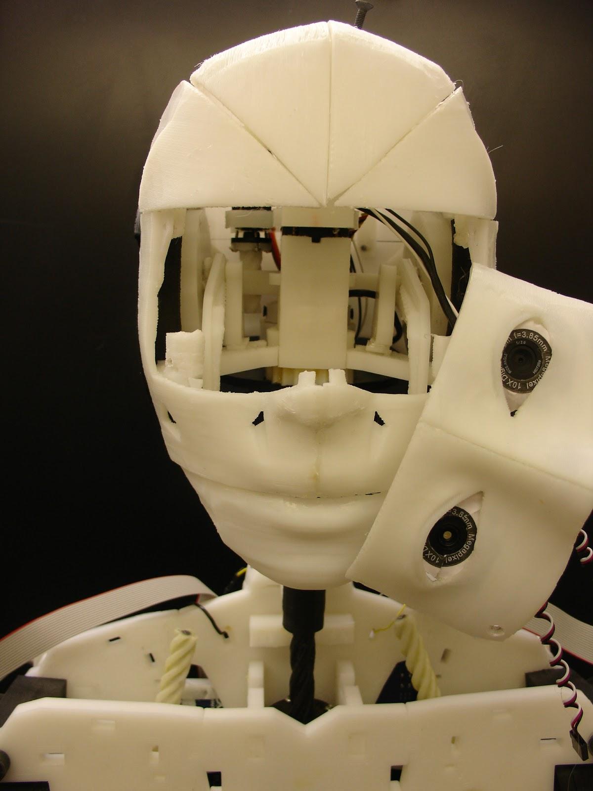 InMoov - niesamowity robot-17
