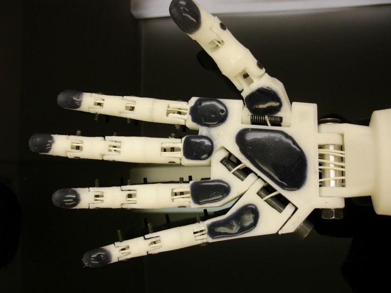 InMoov - niesamowity robot-3
