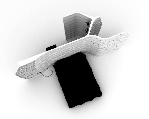 Milowy krok w technologii druku 3D w projektowaniu wnętrz-1