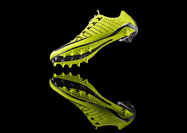 Nike wykorzystuje drukowanie 3D-1