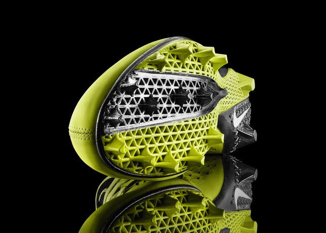 Nike wykorzystuje drukowanie 3D-2