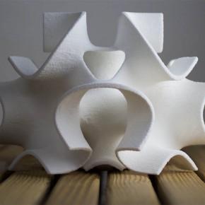 Wydrukowane jadalne rzeźby z cukru