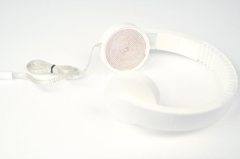 Wydrukowane słuchawki Low-Fi Hi-Tech-6