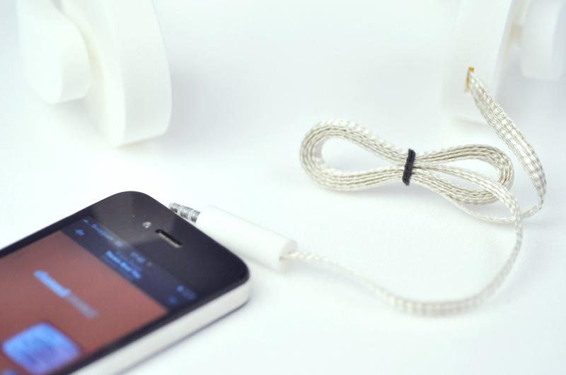 Wydrukowane słuchawki Low-Fi Hi-Tech-7