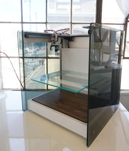 Zespół Type A Machines prezentuje drukarkę 3d – Series 1 Pro