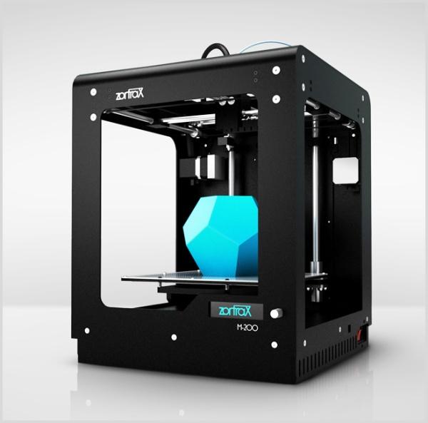 Zortrax M200 - Polska drukarka 3D na Kickstarterze - 5