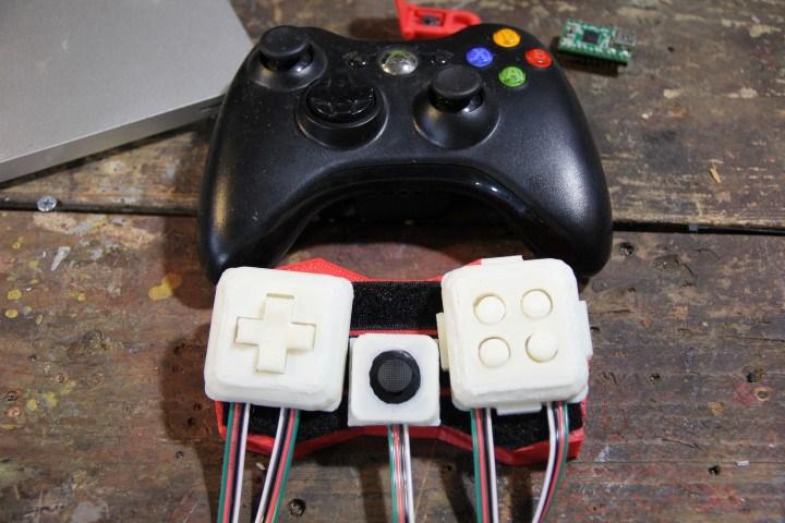Budowa kontrolerów gier dla niepełnosprawnych-2