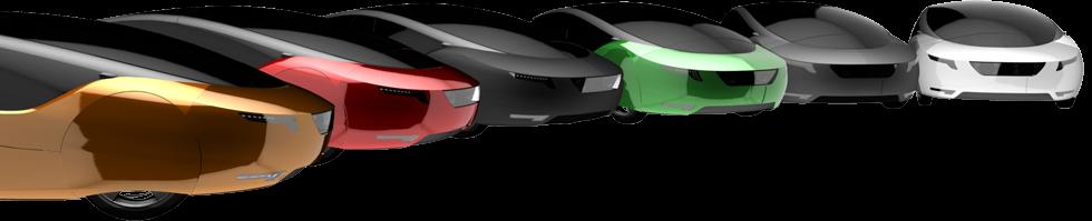 Ekologiczny samochód Urbee-4