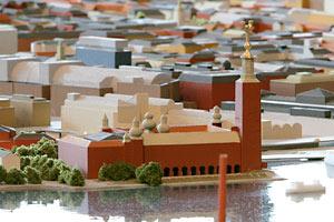 Model miasta Sztokholm2