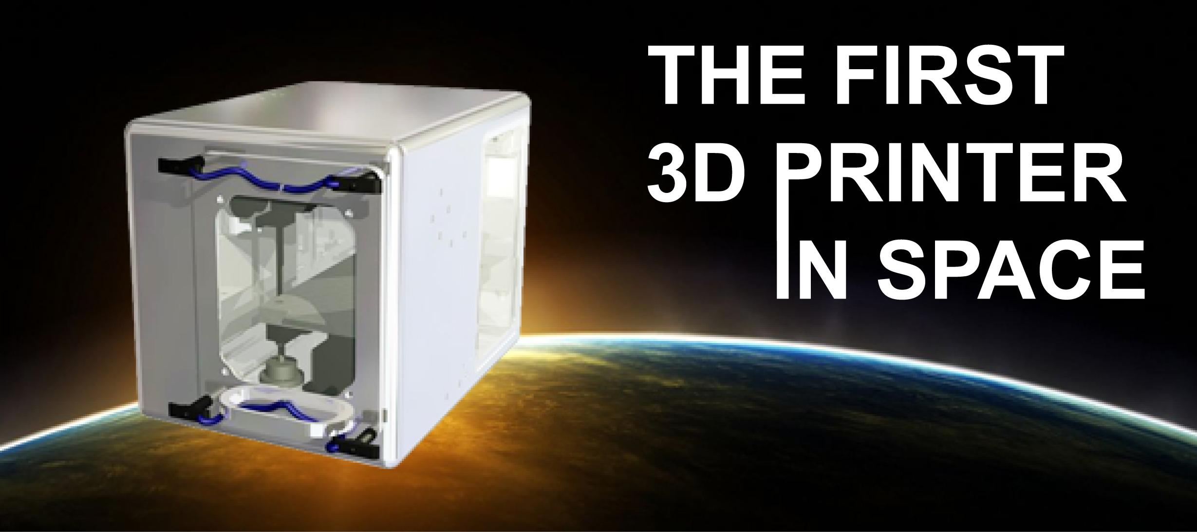 NASA planuje wysłać drukarkę 3D w kosmos-2