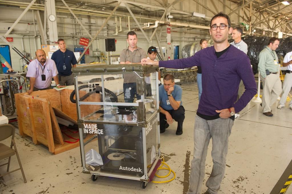 NASA planuje wysłać drukarkę 3D w kosmos-3
