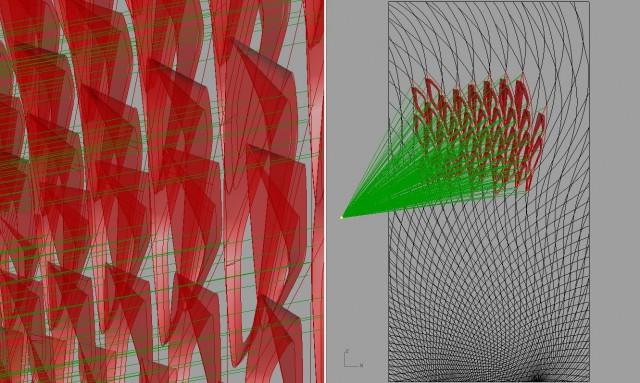 Rewelacyjny efekt drukowania 3D i wideo mapowania-7