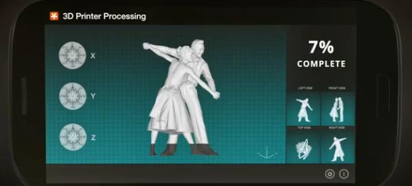 Tworzenie modeli 3D na podstawie wideo