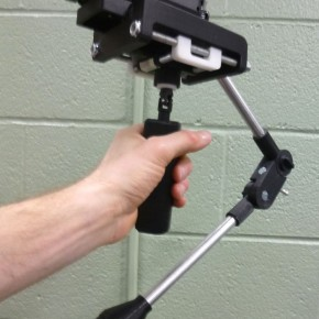 Wydrukowany w 3D stabilizator kamery
