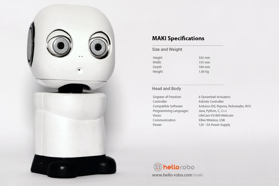 Zbuduj robota MAKI - open source-2