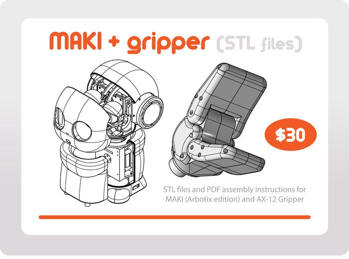 Zbuduj robota MAKI - open source-6
