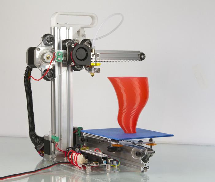 Bukito – przenośna drukarka 3D