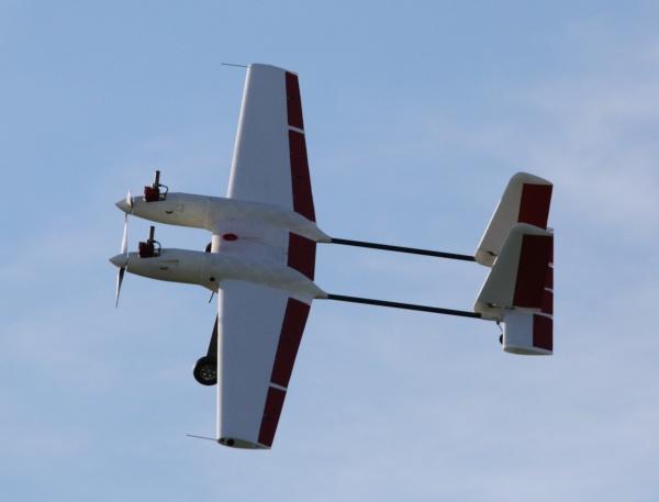 2SEAS – bezzałogowiec do monitorowania wybrzeża