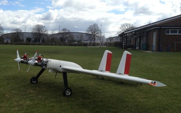 2SEAS – bezzałogowiec do monitorowania wybrzeża-2