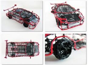 Chiny prezentują kopię 3Doodlera