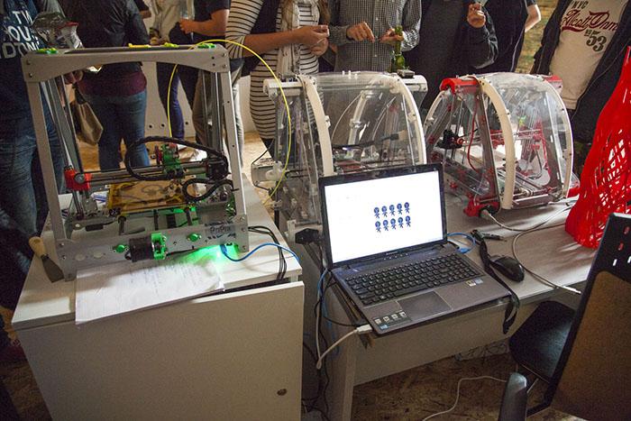 Drukarki 3D oraz projekt druku