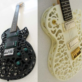 Instrumenty wydrukowane na drukarkach 3D