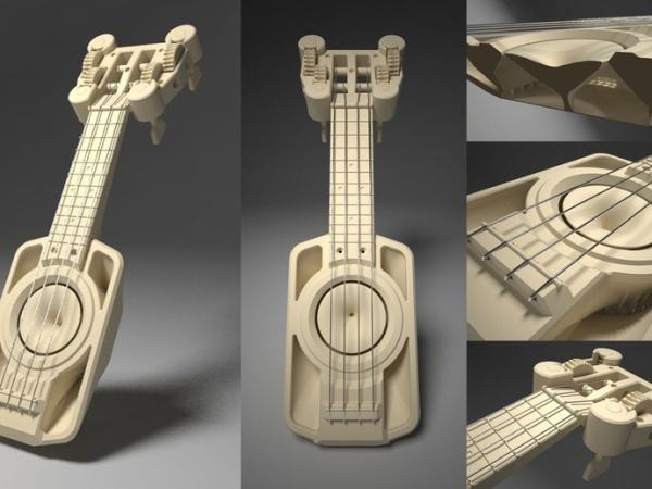 Instrumenty wydrukowane na drukarkach 3D-8