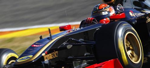 Lotus F1 Team wykorzystuje druk 3D