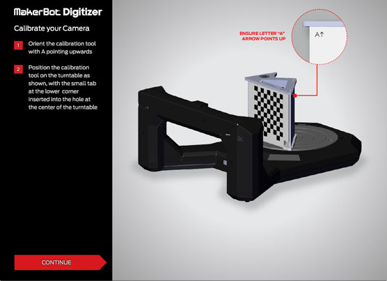 MakerBot Digitizer-3