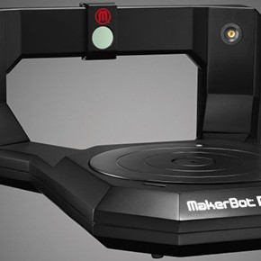 MakerBot Digitizer - nowy skaner 3D