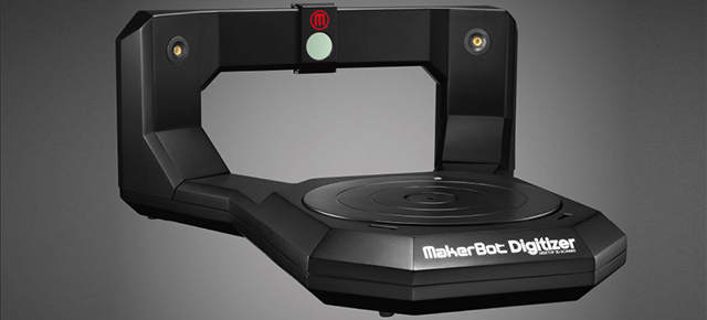 MakerBot Digitizer – nowy skaner 3D