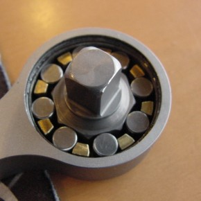 NRG3: Klucz rolkowy z elementami drukowanymi 3D