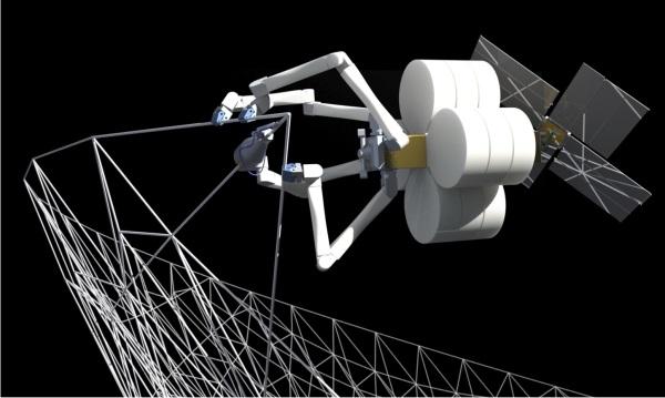 SpiderFab - druk 3d na orbicie-3