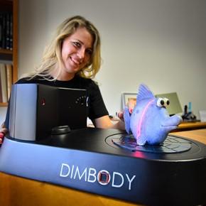 DIMBODY –  skaner 3D