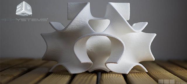 3D Systems kupuje The Sugar Lab – firmę drukującą 3D z cukru