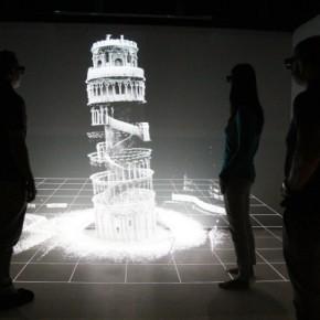 Wnętrze krzywej wieży w Pizie zeskanowane w 3D!